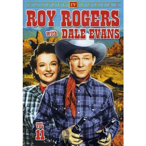 Roy Rogers With Dale Evans: Volume 11