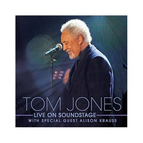 Tom Jones - Live On Soundstage [Blu-Ray]