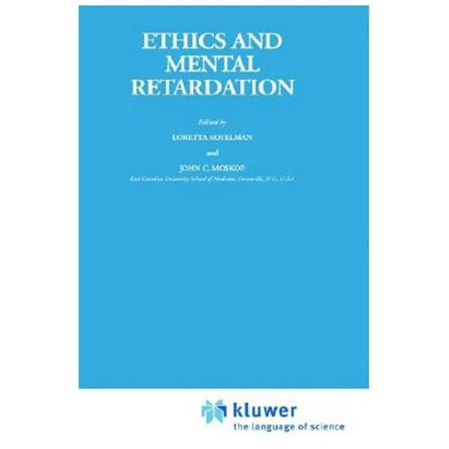 Ethics and Mental Retardation (Hardcover)