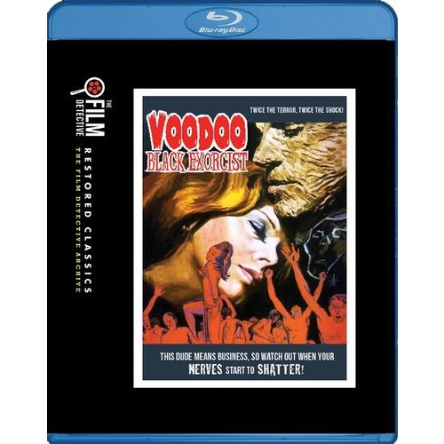 Voodoo Black Exorcist [Blu-ray] [1973]