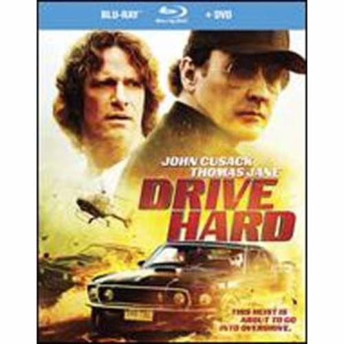 Drive Hard [2 Discs] [DVD/Blu-ray]