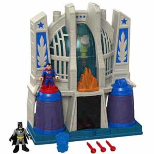 Fisher Price Imaginext DC Super Friends Hall of Justice