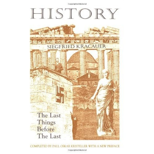 History-The Last Things Before the Last