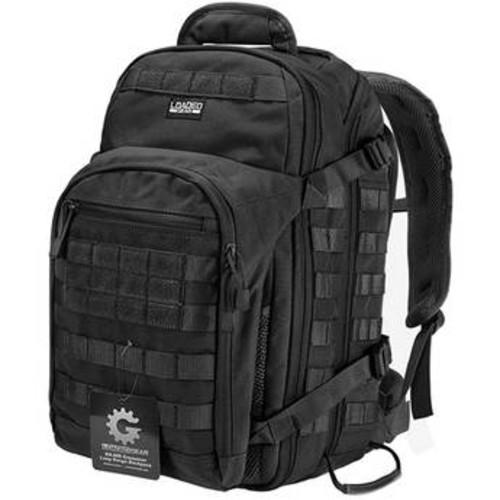 Barska Loaded Gear GX-600 Crossover Long Range Backpack, Black BI12598