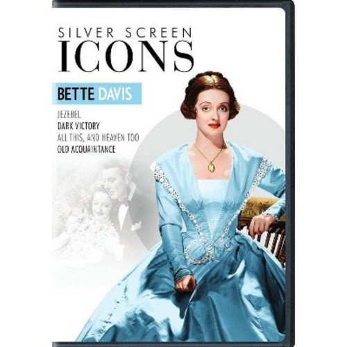 Silver Screen Icons:Bette Davis (DVD)
