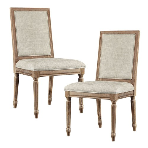 Hannes Set of 2 Dining Chairs, Quick Ship