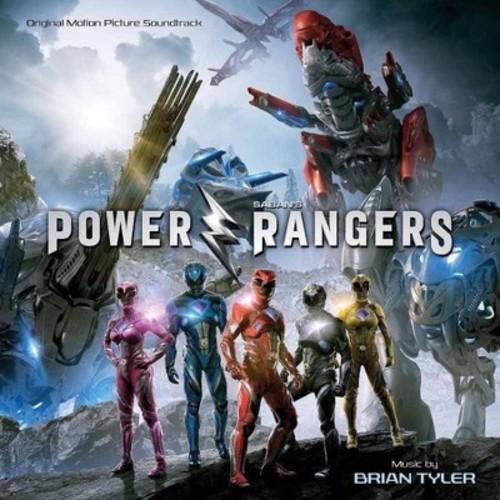 Brian Tyler - Power Rangers (Osc) (Vinyl)