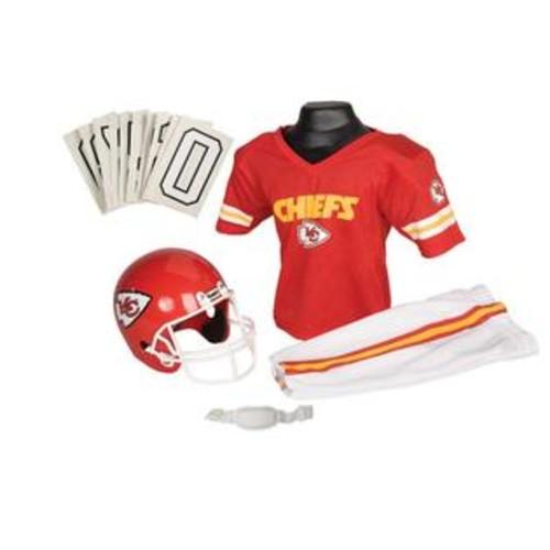 Franklin Sports NFL Chiefs Uniform Set - Medium