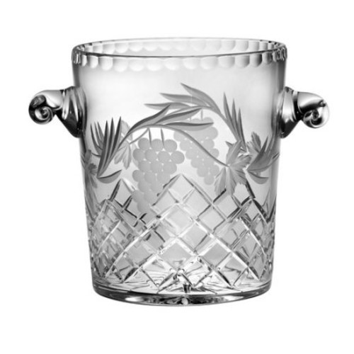 Majestic Crystal 8.5'' Crystal Ice Bucket