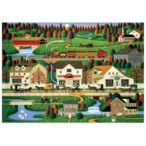 Buffalo Games Yankee Wink Hollow Jigsaw Puzzle