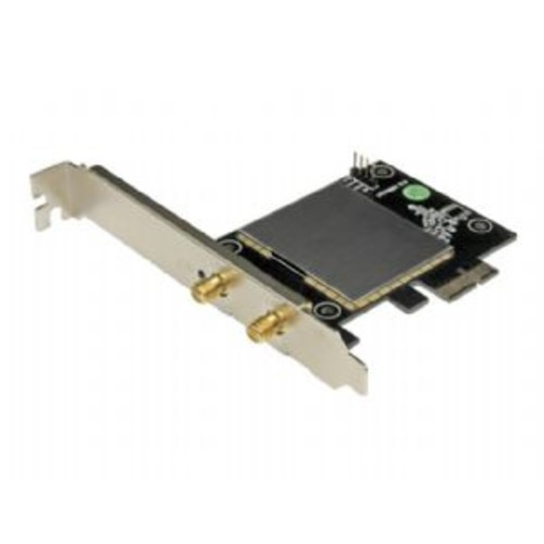 StarTech.com AC600 Wireless-AC Network Adapter - 802.11ac, PCI Express - Network adapter - PCIe low profile - 802.11b, 802.11a, 802.11g, 802.11n, 802.11ac