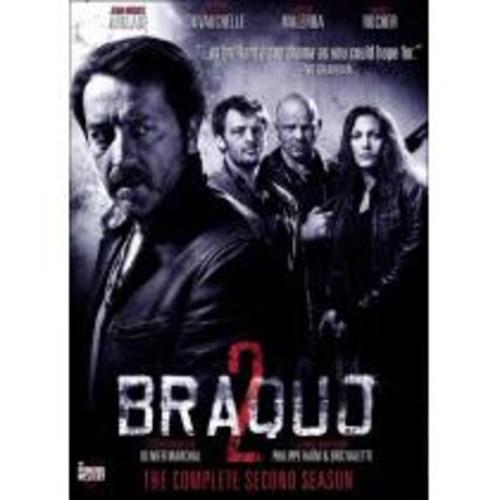Braquo: The Complete Second Season [3 Discs] [DVD]