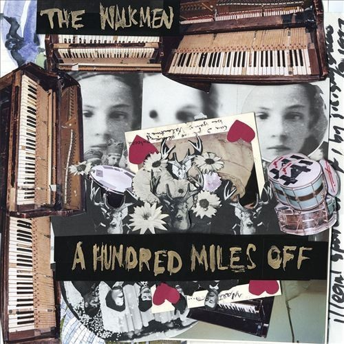 A Hundred Miles Off [CD]