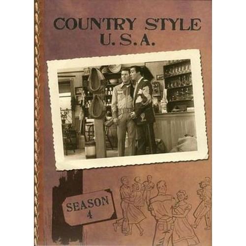 Country Style Season, Vol. 4 [DVD]