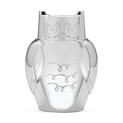 kate spade new york Small World Owl Bank