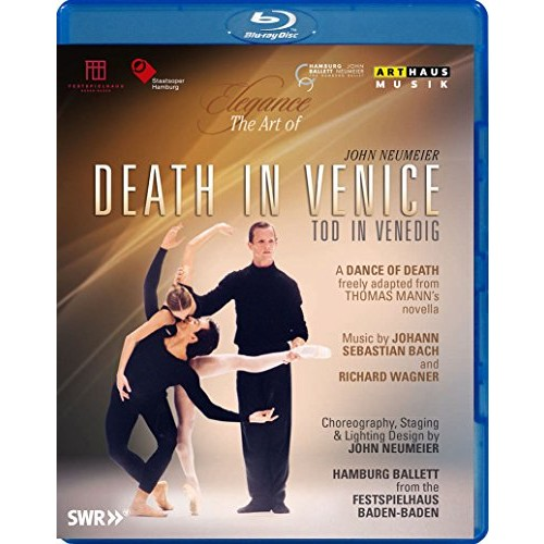 Bach: Death in Venice (Blu-ray Disc)