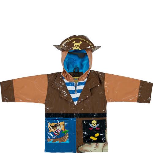 Kidorable Pirate All-Weather Raincoat