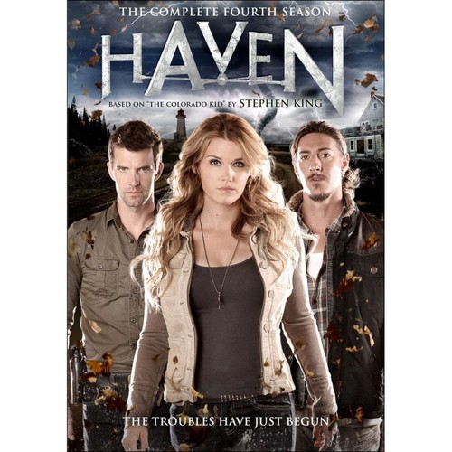 Haven: The Complete Fourth Season [4 Discs] [DVD]