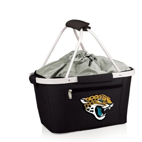 Picnic Time Jacksonville Jaguars Metro Basket [Black]