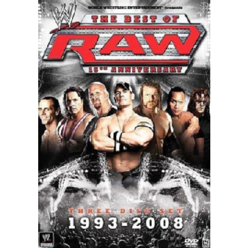 Raw 20th Anniversary Collection: The 20 Greatest Episodes Uncut & Unedited (DVD)