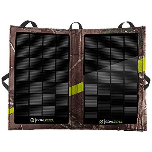 Goal Zero Nomad 7 Solar Panel, Camo [Nomad 7 Camo]