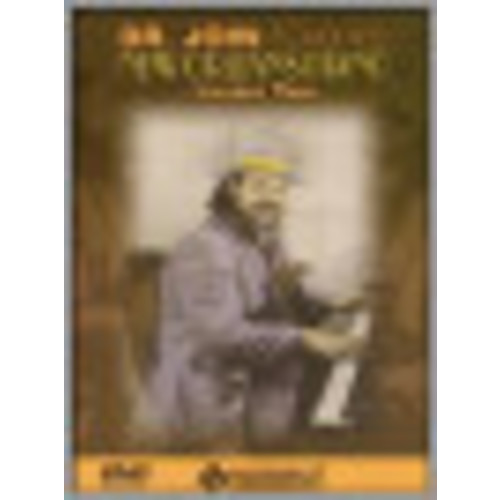 Dr. John Teaches New Orleans Piano, Lesson 2 [DVD] [English] [1988]
