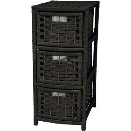 Honey Can Do Home Storage 3-Drawer Storage Chest