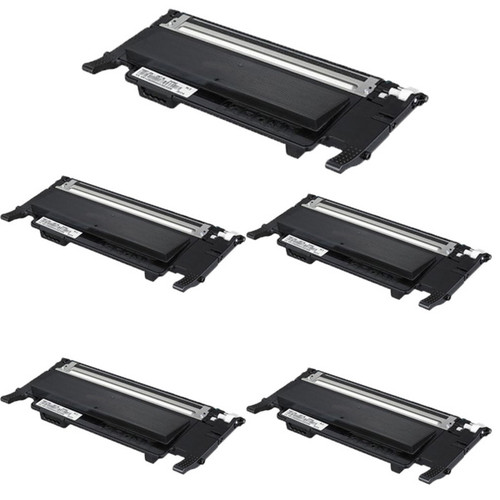 Samsung Compatible CLT-K407S Toner Cartridge For CLP-CLP-320/325 (Pack of 5)