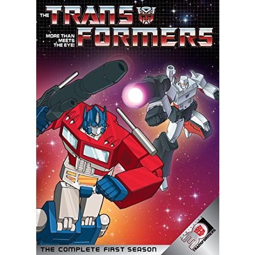 Transformers: More Than Meets The Eye! Season One (DVD)