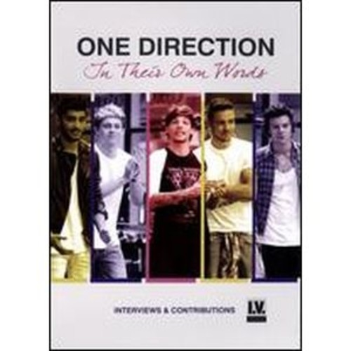 One Direction: In Their Own Words WSE DD2