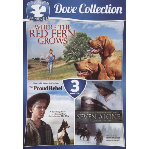 3-Movie Family Dove Collection, Vol.1 [DVD]