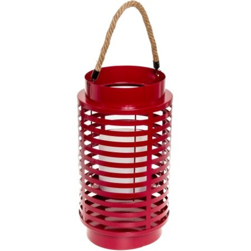 Paradise LED Red Metal Patio Light - GL28994RD