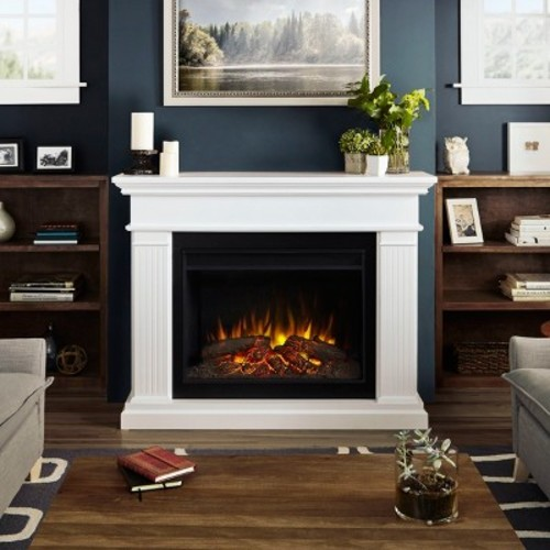 Kennedy Electric Decorative Fireplace