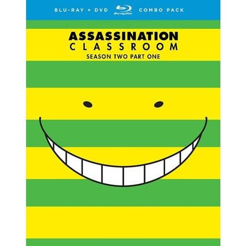 Assassination Classroom: Season Two - Part One [Blu-ray] [4 Discs]
