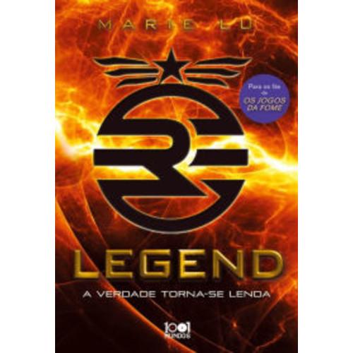 Legend (Marie Lu's Legend Series #1) Portuguese edition
