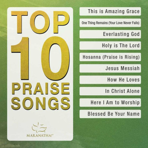 Top 10 Praise Songs (Green) / Various