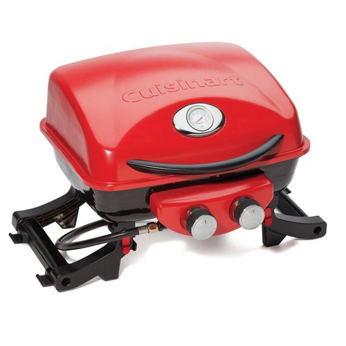 Cuisinart Dual Blaze Two Burner Portable Propane Gas Grill