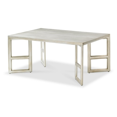 Gilt Coffee Table, Silver