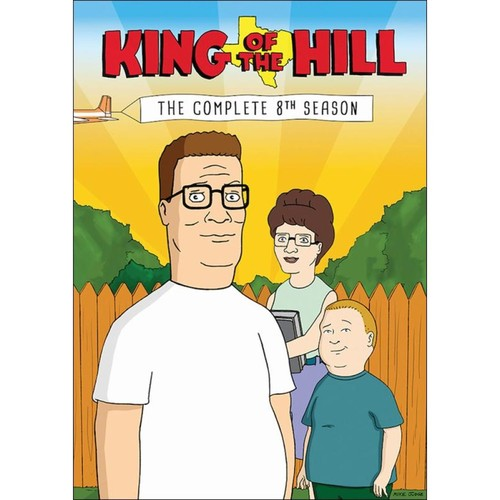 King of the Hill: The Complete 8th Season [3 Discs] [DVD]