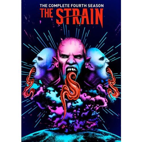 The Strain: Season 4 [DVD]