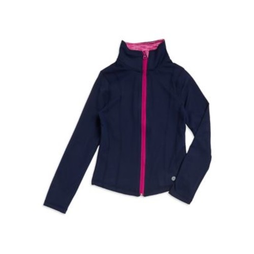Girl's Zip-Front Jacket