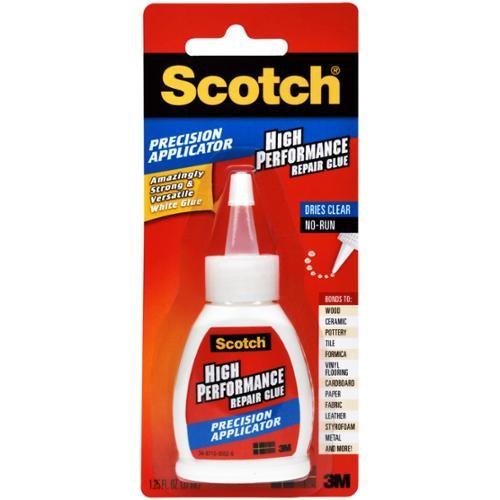 Scotch High Performance Repair Glue-1.25oz
