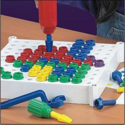 Educational Insights (Price/each)Design and Drill Activity Center