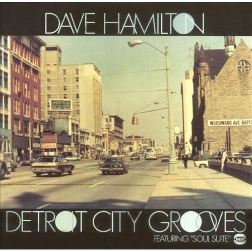 Detroit City Grooves [CD]