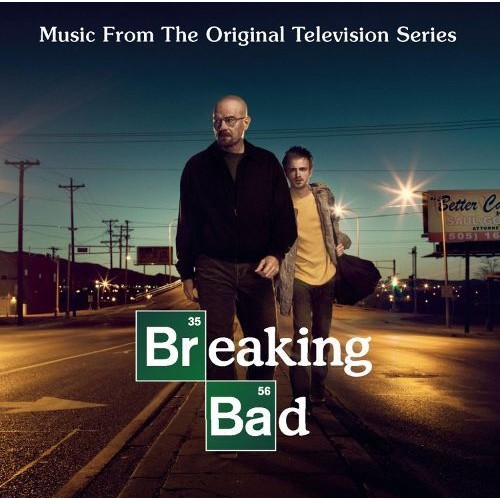 Breaking Bad [Music from the Original Television Series] [CD]