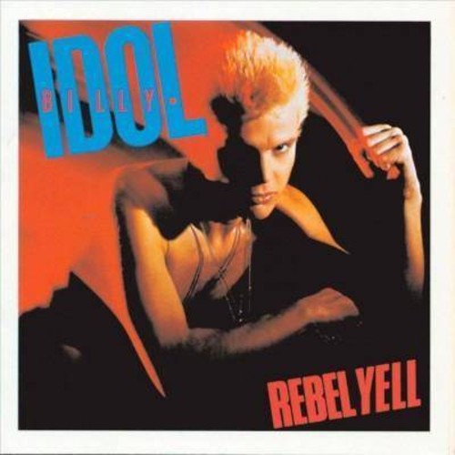 Billy Idol - Rebel Yell (Vinyl)