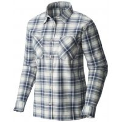 Mountain Hardwear Stretchstone Boyfriend Long-Sleeve Shirt - Women's [Womens Clothing Size : Large]