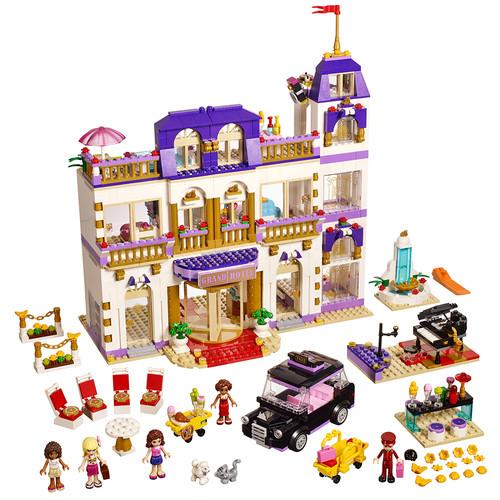 LEGO LEGO Friends Heartlake Grand Hotel 41101