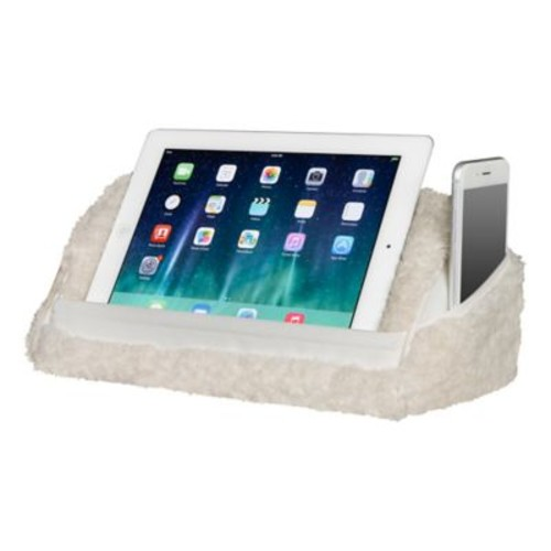 Sherpa 2-in-1 Travel Tablet Pillow