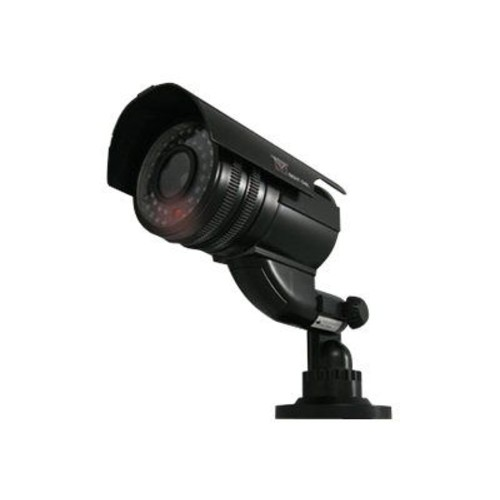Night Owl DUM-BULLET-B Wireless Decoy Bullet Camera With Flashing LED Light, Black